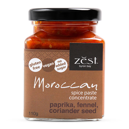 Organic Moroccan Spice Paste Online | Project Organic