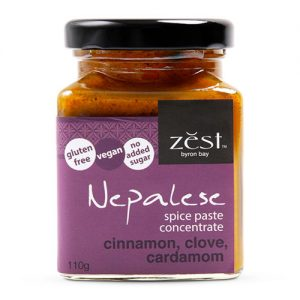 Organic Nepalese Spice Paste Online   Project Organic