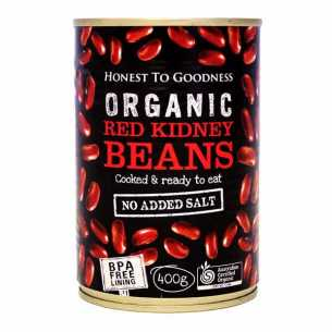 Organic Red Kidney Beans | Project Organic