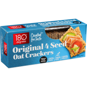 Original Oat Crackers | Project Organic